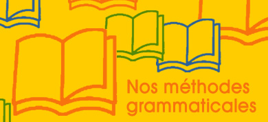 Méthodes grammaticales